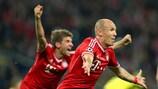 El camino del Bayern a la gloria en la 2012/13