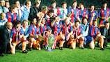 1991/92: Koeman ends Barcelona's wait