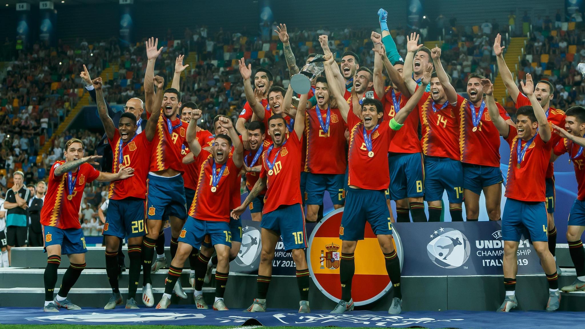 UEFA European Under-21 Championship: full history | Under ...