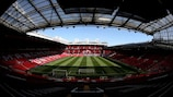 The tournament is set to open at Old Trafford