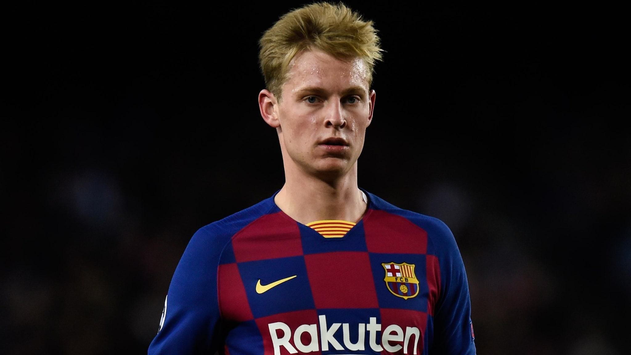 Frenkie De Jong On Barcelona Lionel Messi And Ajax Uefa Champions League Uefa Com