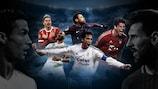 Imagine como seria o futebol europeu sem Messi e Ronaldo
