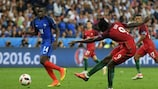 How the 108 goals at UEFA EURO 2016 went in