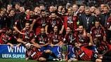 Victoire de l'AC Milan