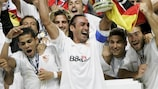 Sevilla defeat Barcelona to claim first UEFA Super Cup title
