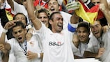 Sevilla schlägt Barcelona und gewinnt zum ersten Mal den Superpokal