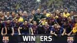 2011: Numero quattro per il Barcellona