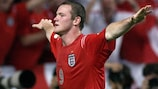 An 18-year-old Wayne Rooney was one of the stars of UEFA EURO 2004