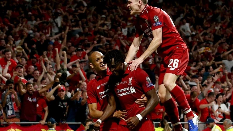 2019 Final Highlights Liverpool 2 0 Tottenham Uefa Champions League Uefa Com