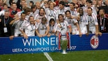 Inzaghi inspires Milan to glory