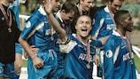 Chelsea gewann 1998 den UEFA-Superpokal
