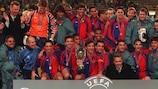 1997 ging der UEFA-Superpokal an den FC Barcelona