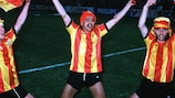 Mechelen overcame PSV in the 1988 UEFA Super Cup