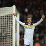 Recuerda el gol del delantero español en el Camp Nou en la semifinales de 2011/12.