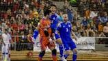 Kasachstan ist bei der WM dabei