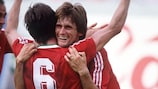 El Oporto, campeón en 1987