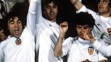 Valencia won the 1980 UEFA Super cup