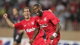 Djibril Cissé intenable à Monaco