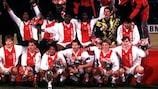 L'AFC Ajax fête son titre