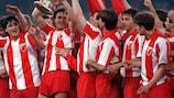 1990/91: Crvena Zvezda spot on
