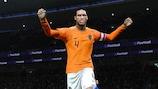 Netherlands were Group C winners