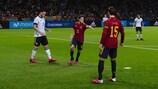 España cayó en cuartos de final ante Serbia