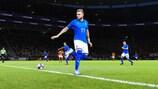 A Itália foi demasiado forte para os adversários