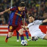 Mira el brillante gol que Lionel Messi marcó con el Barcelona ante su máximo rival en las semifinales de la Champions League 2010/11.