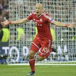 Recuerda el legendario tanto del extremo holandés en Wembley cuando el Bayern alcanzó la gloria contra el Dortmund.