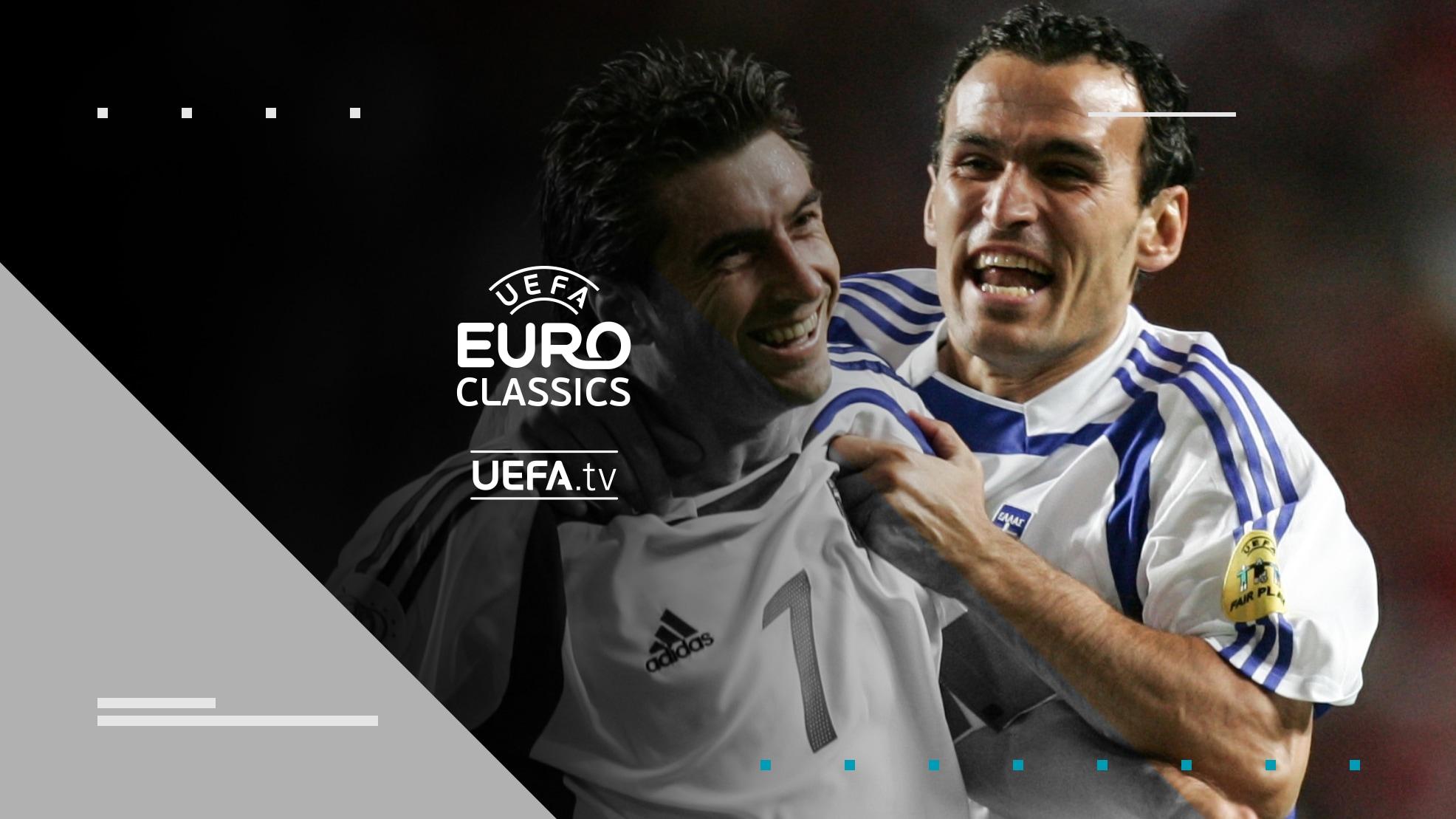 EURO 2004 FINAL PROGRAMME 04//07//2004 *FOOTBALL PROGRAMME* GREECE V PORTUGAL