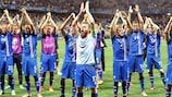 Islandia consiguió una victoria histórica
