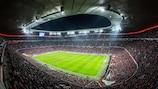 The Football Arena Munich