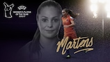 Martens named 2016/17 Women's Player of the Year