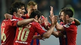 CSKA Moskva have won the title for the first time since 2014