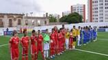 Maxi-pitch offers Lisbon legacy