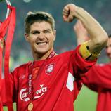 Repasa en vídeo algunas de las grandes noches europeas de Steven Gerrard con el Liverpool.