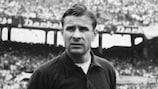 Lev Yashin ayudó a la URSS a ganar la primera edición del Campeonato de Europa de Naciones en 1960