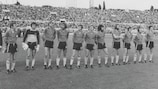 La selección de Bélgica