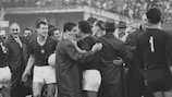Hungary won Olympic footballing gold in 1964