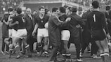 Hungría ganó el oro olímpico en 1964