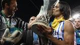 Falcao heads Porto to Europa League glory