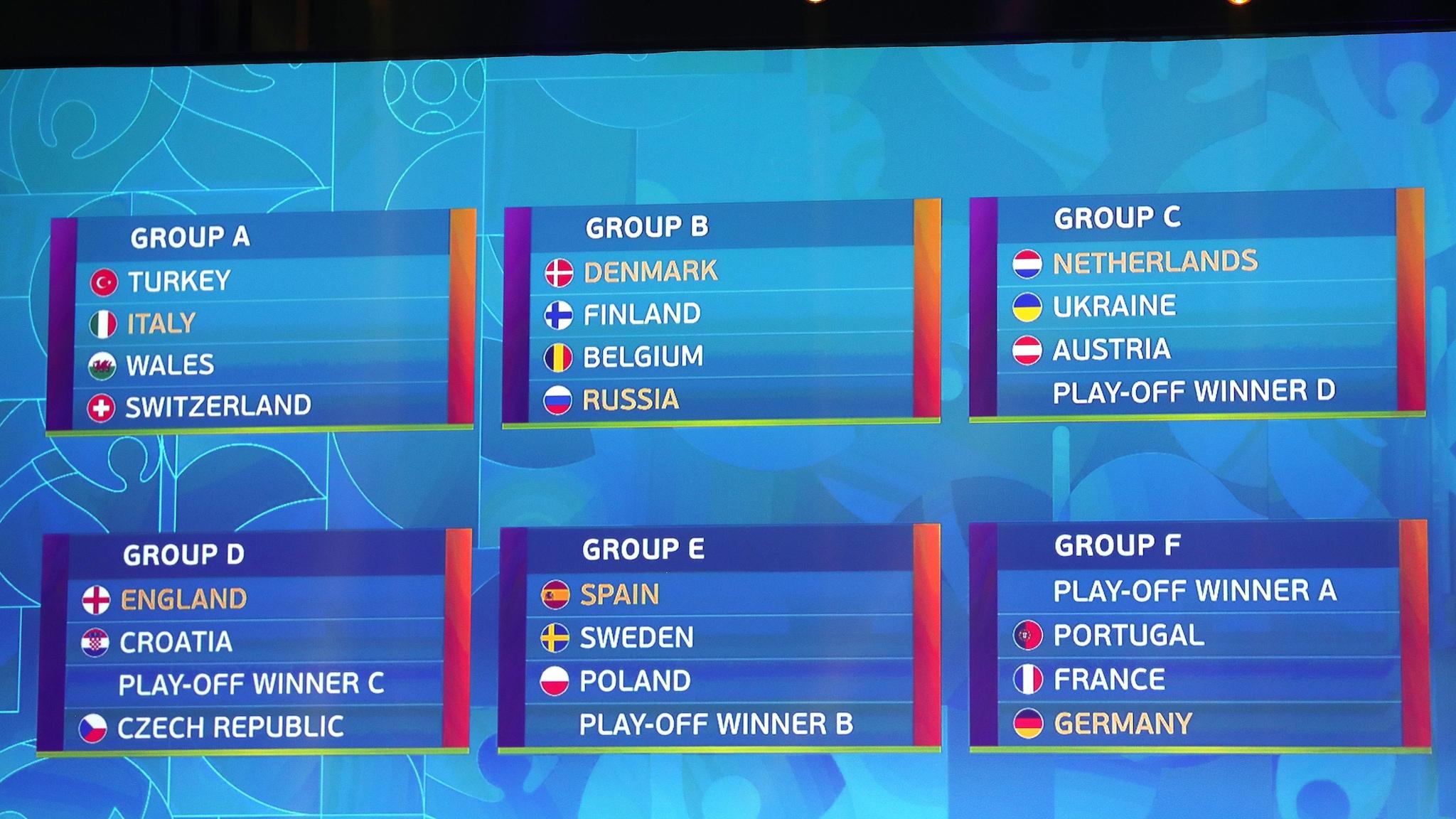 Calendrier Coupe Du Monde Foot Feminin 2021 Le calendrier des matches de l'UEFA EURO 2020 | UEFA EURO 2020
