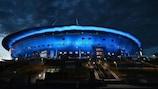 Das Finale 2022 steigt in St. Petersburg