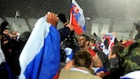 Slovakia's sweet smell of success