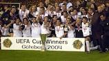 Valencia victorious in Gothenburg