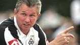 Jupp Heynckes ha estado dirigiendo al VfL Borussia Mönchengladbach en dos etapas