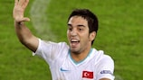 Arda Turan marcó el tanto de la victoria