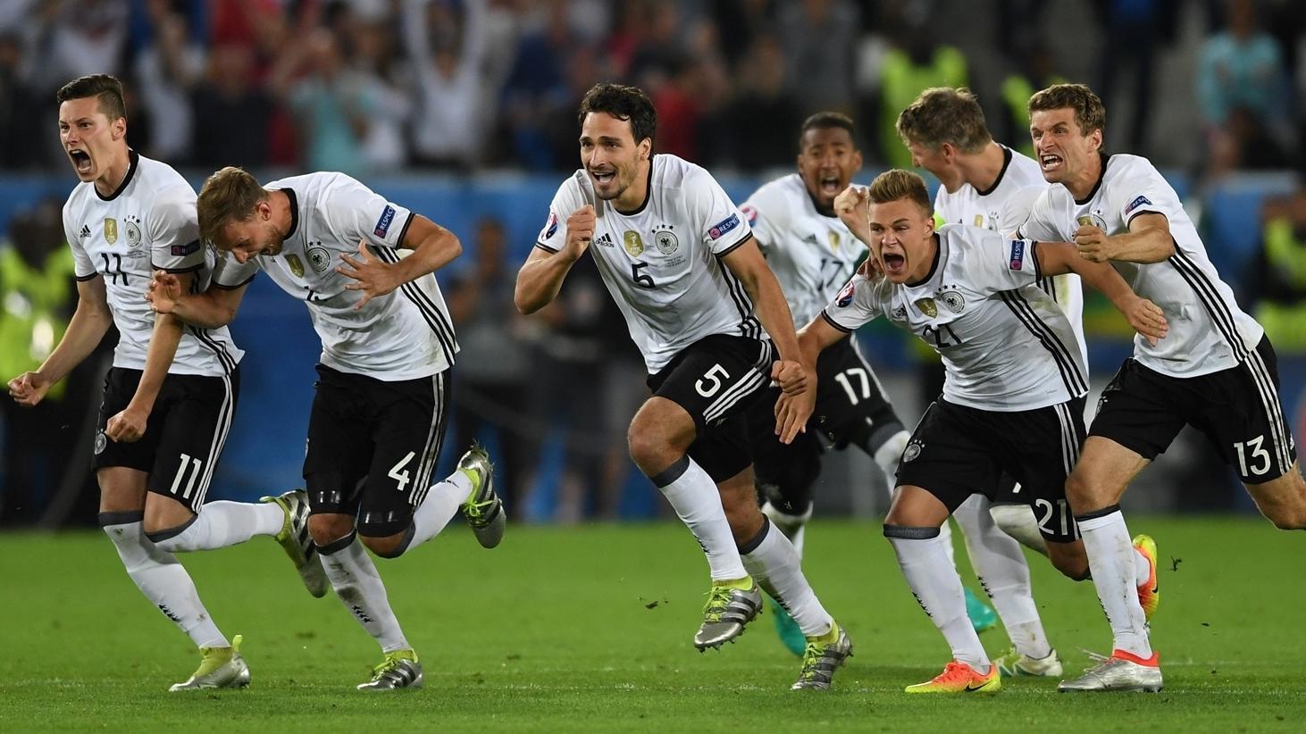 Germany-Italy | Germany finally defeat Italy to stride into EURO 2016 semis | UEFA EURO 2020 | UEFA.com
