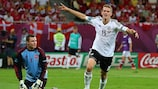 Joy for Lars Bender but dismay for Stephan Andersen