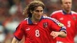 Karel Poborský in his pomp at EURO '96